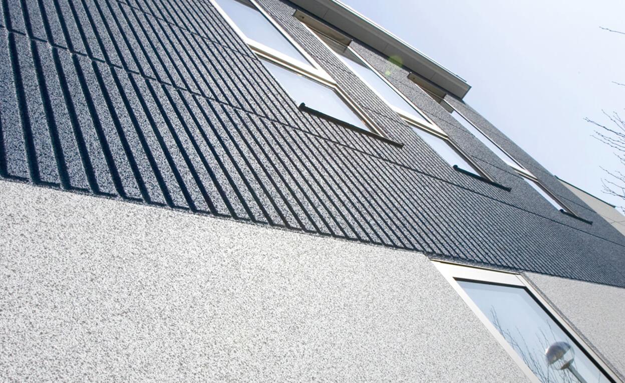 高性能外壁材ALC 注文住宅のユニバーサルホーム